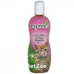 Espree Kitten Shampoo Шампунь без слез для котят, 355 мл