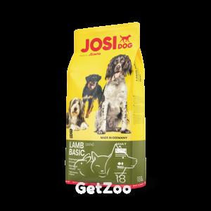 Josera JosiDog Lamb Basic Сухой корм с ягненком для собак 18 кг