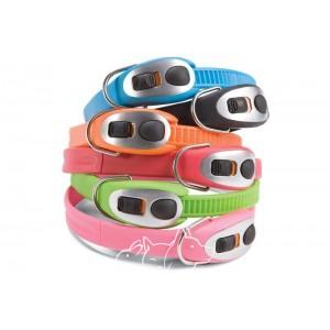 PetSafe Термопластиковый ошейник Cinch-It с микрозамком, 30,5-49,5 см Розовый