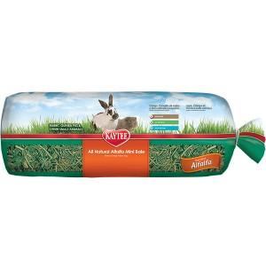 Kaytee Alfalfa Hay ЛЮЦЕРНА СЕНО корм для грызунов до 1 года, беременных, кормящих, 680 г