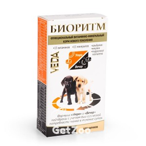 Veda (Веда) Биоритм Витаминно-минеральный комплекс для щенков