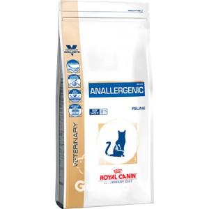 Royal Canin Anallergenic Feline Сухой лечебный корм для кошек с аллергией или пищевой непереносимостью
