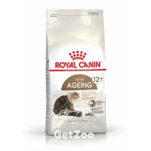 Royal Canin AGEING 12+ Сухой корм для кошек старше 12 лет