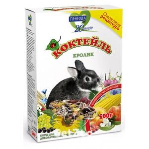 Коктейль Корм для кроликов, 500 г