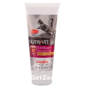 Nutri-Vet Uri-Ease Комплекс для подкисления мочи кошек, 89 мл