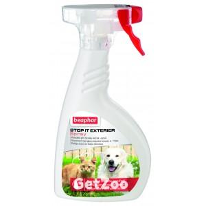 Beaphar (Беафар) Stop It Exterier SprayСпрей для отпугивания собак и кошек, 400 мл