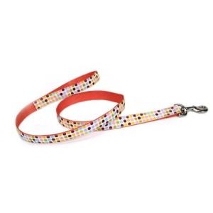 Coastal Pet Attire Ribbon поводок для собак, 1,6смХ1,2м расцветка в точку
