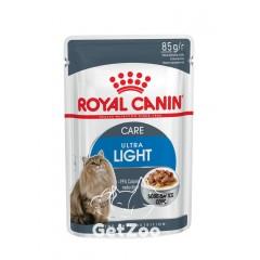 Royal Canin Ultra Light Влажный корм для кошек, склонных к полноте