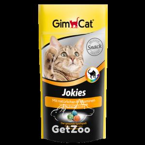 GimCat Jokies Витаминизированное лакомство для кошек