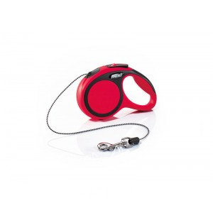 Flexi New Comfort XS Cord Поводок-рулетка для собак до 8 кг, трос 3 метра