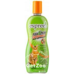Espree Flea & Tick  Шампунь репеллентный для кошек, 355 мл