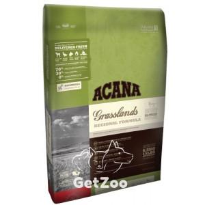 Acana GRASSLANDS Акана сухой корм с ягненком и уткой для кошек всех пород и возрастов