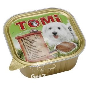 TOMi Паштет с дичью для собак, 300 г