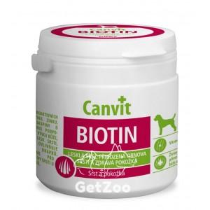 Canvit Biotin Канвит Биотин Витамины для здоровья кожи и красоты шерсти