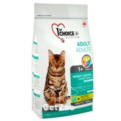 1st Choice Weight Control Adult Сухой корм для кошек, склонных к полноте