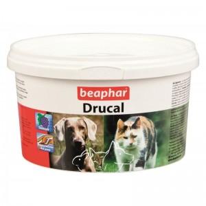 Beaphar (Беафар) Drucal Минеральная смесь для кошек и собак с ослабленной мускулатурой, 250 г