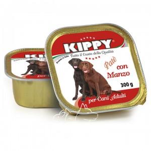 Kippy Киппи Говядина паштет для собак