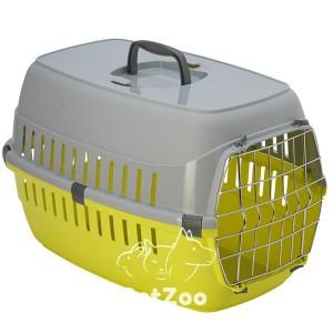 Moderna РОУД-РАННЕР 2 Переноска для кошек и собак с металлической дверью, 58х35х37 см