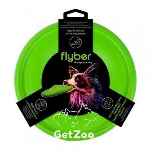Collar FLYBER - Флайбер - двусторонняя летающая тарелка для собак