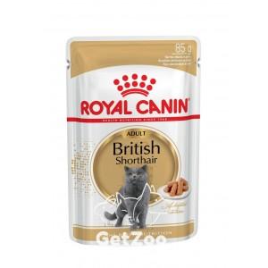 Royal Canin British Shorthair Wet Влажный корм для Британских кошек