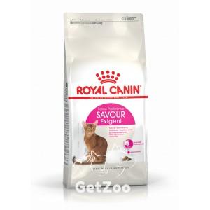 Royal Canin Exigent SAVOUR Sensation Сухой корм для кошек, привередливых к вкусу корма