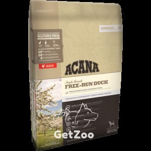Acana FREE-RUN DUCK Гипоаллергенный сухой корм с уткой для собак всех пород и возрастов