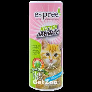 Espree Kitten Dry BathСухой шампунь для котят, 177 мл