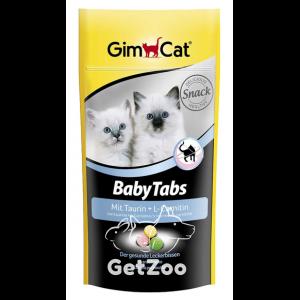 GimCat BABY Tabs Витаминно-минеральная добавка для котят