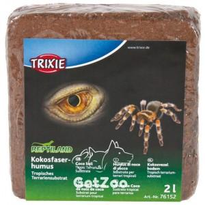 Trixie Прессованный кокосовый грунт для террариума