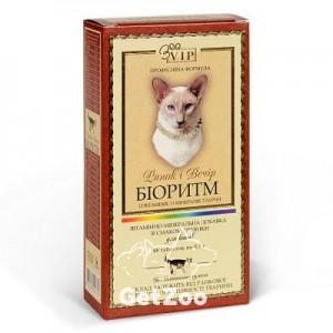 Veda (Веда) Биоритм Витаминно-минеральный комплекс для кошек со вкусом печени