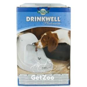 PetSafe Автоматический фонтанчик-поилка Drinkwell Platinum Pet Fountain, 5 л