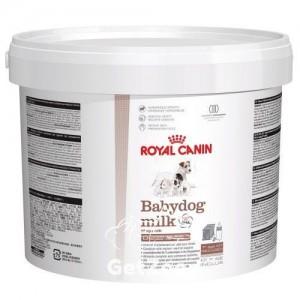 Royal Canin Babydog Milk Заменитель молока для щенков с рождения до отъема. Банка 2 кг