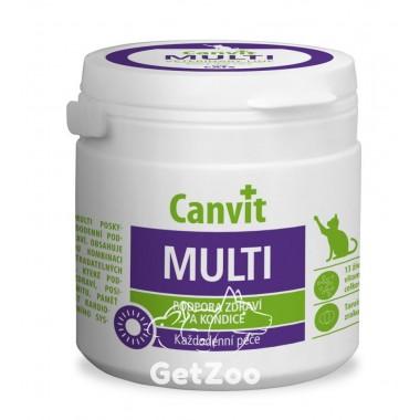 Canvit Multi Cat Канвит Мульти для кошек 100 г