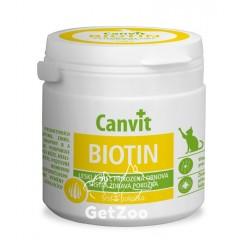 Canvit Biotin Cat Канвит Биотин для кошек 100 г (100 табл)