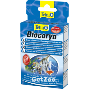 Tetra BiocorynКондиционер для морских и пресноводных аквариумов