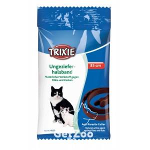 Trixie Биологический ошейник против блох и клещей для кошек