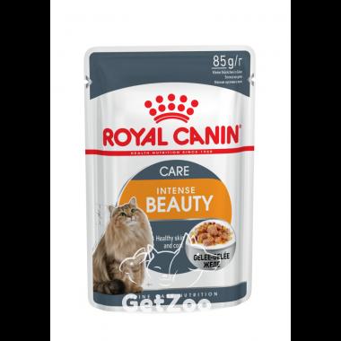 Royal Canin Intense Beauty Влажный корм в желе для кожи и шерсти кошек
