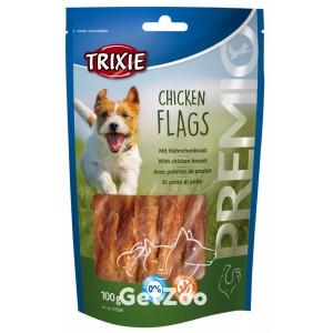 Trixie Chicken Flags Куриные грудки лакомство для собак