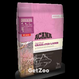 Acana GRASS-FED LAMB Гипоаллергенный сухой корм с ягнёнком для собак всех пород и возрастов