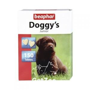 Beaphar Doggy's junior and biotin Витамины для щенков, 150 табл.