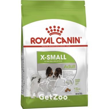 Royal Canin X-SMALL ADULT Сухой корм для взрослых собак миниатюрных пород