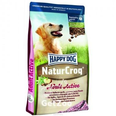 Happy Dog NaturCroq Active - Сухой корм для активных собак, 15 кг