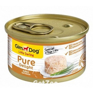 GimDog Little Darling Pure Delight Курица для собак