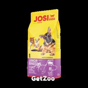 Josera JosiDog Junior Sensitive Сухой корм для щенков с чувствительным пищеварением