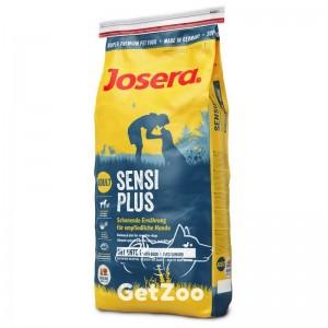 Josera SensiPlus Сухой корм с уткой для собак с аллергией или пищевой непереносимостью