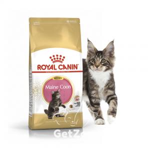 Royal Canin MAINE COON KITTENСухой корм для котят породы Мейн-кун