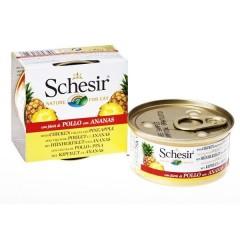 Schesir (Шезир) Cat Курица и ананас консервы для кошек