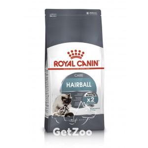 Royal Canin HAIRBALL Care Сухой корм для уменьшения образования комочков шерсти в ЖКТ у кошек