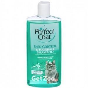 8in1 Шампунь для кошек препятствующий выпадению и спутыванию шерсти 296 мл