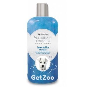 Veterinary Formula Snow White Shampoo ВЕТЕРИНАРНАЯ ФОРМУЛА Отбеливающий шампунь для собак и кошек, 503 мл
